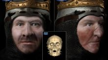 Historians reveal exactly how Robert the Bruce would've looked, 700 years after Scots King's death