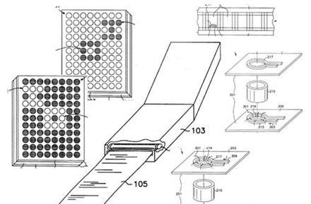 Intel patent app reveals flexible display fabrication plans