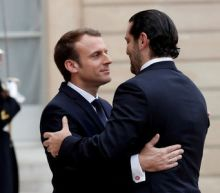 After Macron meeting, Hariri says will clarify position in Lebanon