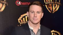Channing Tatum Walks His First Red Carpet Since Split from Jenna Dewan