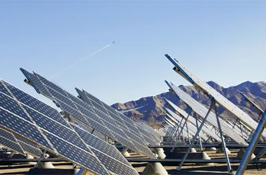 US' largest solar photovoltaic system flipped on in Nevada