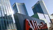 Alibaba shares jump after record $2.8bn anti-monopoly fine
