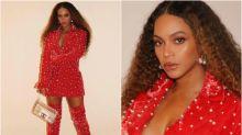 Beyoncé y otras famosas que apuestan por la moda española