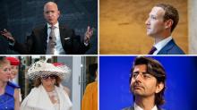 Cuánto tardaron los más ricos del mundo en ganar sus primeros 1.000 millones