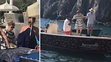 Princess Beatrice and her boyfriend holiday in Positano fuelling rumours of a royal wedding in Italy