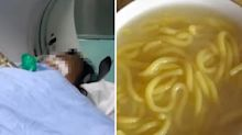 Nine dead after family eat homemade noodles from freezer