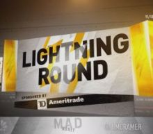 Cramer's lightning round: Dropbox's stock is a buy even a...