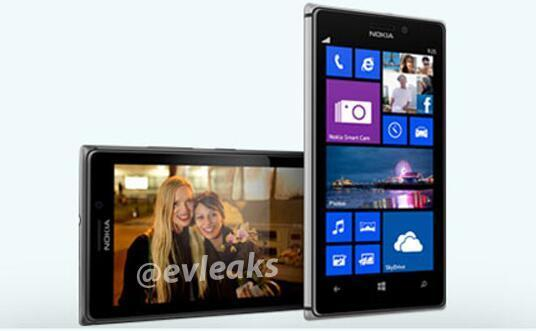 Nokia Lumia 925 leaked in low-res press shot (updated)
