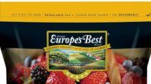 Rappel de mélanges de petits fruits de marque Europe's Best en raison de la bactérie Salmonella