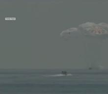 Watch NASA astronauts' successful splashdown aboard SpaceX capsule
