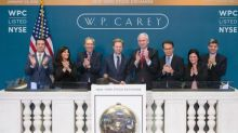 W. P. Carey Inc. Rings NYSE Closing Bell to Celebrate 20 Years as a Publicly-Traded Company