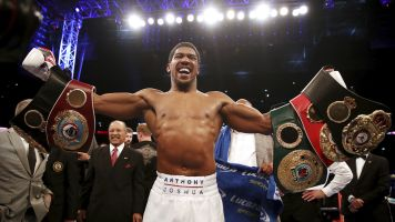 Joshua beat Povetkin, so is Wilder next?