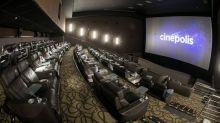 Cinépolis firma parceria ao reabrir salas de cinema na América Latina