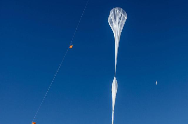 World View successfully launches near-space balloon from its new HQ