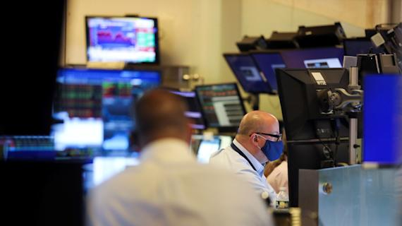 Stock futures steady after technology-led selloff