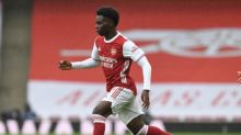 England debuts for Bukayo Saka and Dominic Calvert-Lewin debut as Harry Kane is rested