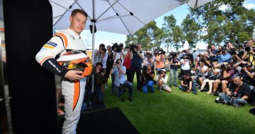 F1 - McLaren - Stoffel Vandoorne : «Donner tout ce que j'ai pour l'équipe»