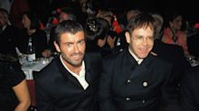 Elton John claims George Michael was 'uncomfortable' with being gay