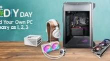 ASUS Celebrates its PC DIY Legacy and Community on the Inaugural PC DIY Day