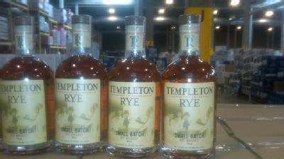 Reselling Templeton Rye Is Illegal
