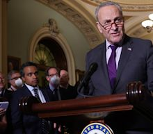 Schumer blasts GOP over voting rights bill: 'A rot at the center of the modern Republican Party'