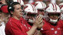 Leonhard says he has 'unfinished business' at Wisconsin