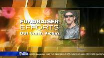 Fundraising efforts for DUI crash victim