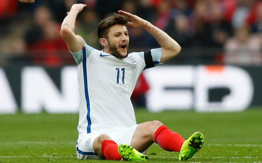 Adam Lallana started both England games during the international break - REUTERS