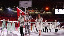 Kirguistán y Tayikistán desfilan sin mascarillas en apertura de los Juegos de Tokio