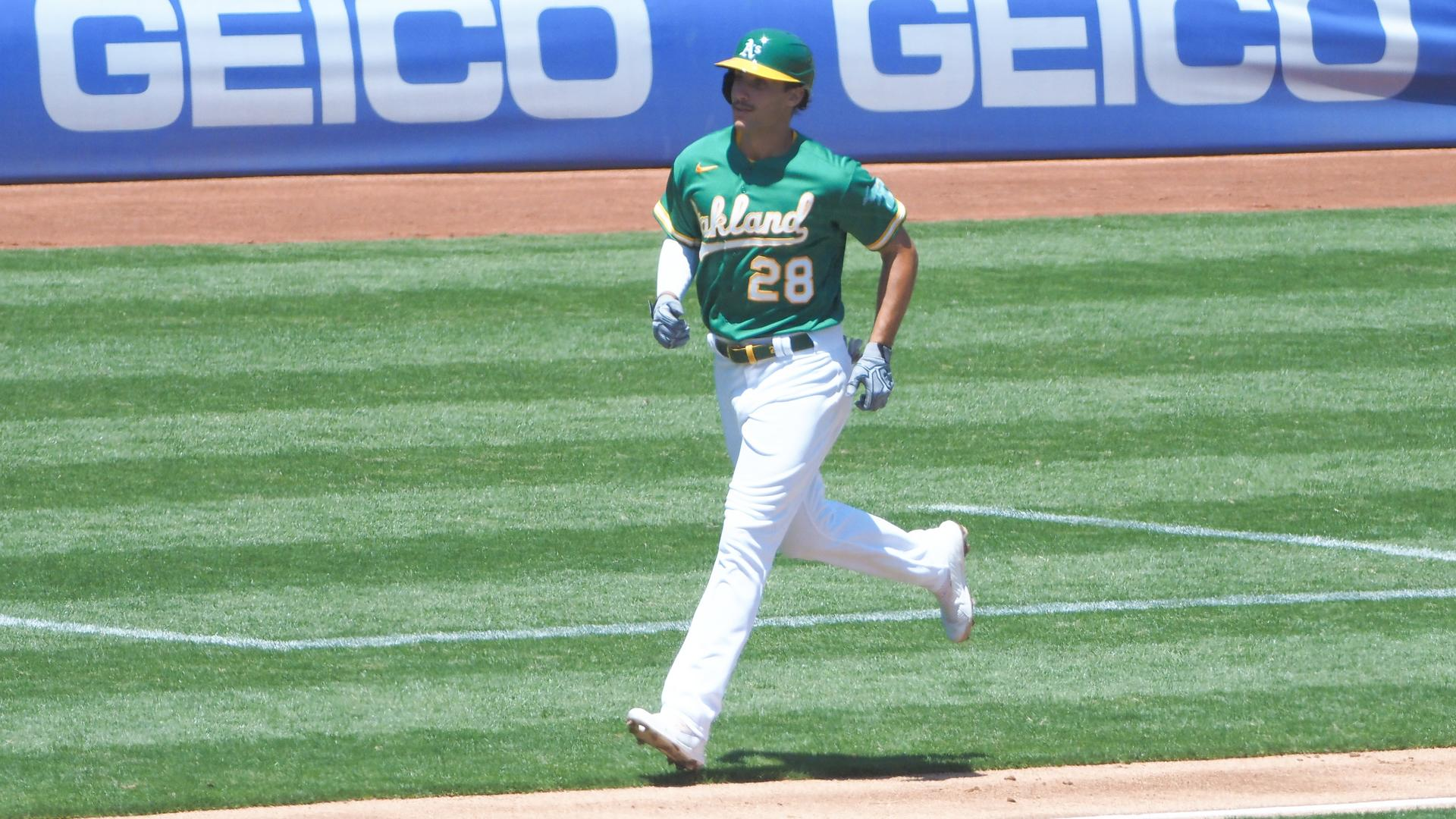 A's takeaways: What you might have missed in 6-4 win vs. rival Rangers