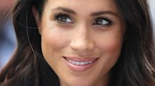 Meghan Markle wears £29 Topshop blouse for private National Theatre visit