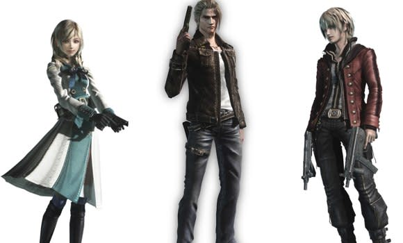 Resonance of Fate destined for European launch on March 26