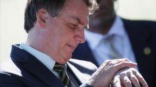 Brazil's Bolsonaro isolated, weakened by coronavirus denial