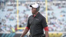 Falcons announce Raheem Morris to replace fired Dan Quinn as team's interim coach