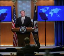 Pompeo says U.S. seized Iranian weapons on way to Houthi rebels in Yemen