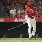 Justin Upton's 'paint can' home run did not win $1 million for charity because of a technicality