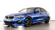 ¿El nuevo M3? No, el BMW Serie 3 2019 de AC Schnitzer