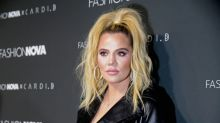 Für ihre Schwester lässt Khloé Kardashian die Hüllen fallen