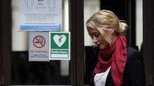 Depp lawyers show Heard 'attack' video