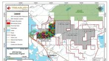 Treasury's Downhole IP Survey Confirms Expansion Potential at Depth, Along Strike and Outlines Future Targets