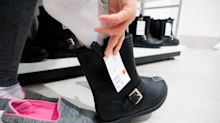 Girl catches deadly infection after trying on shoes with no socks