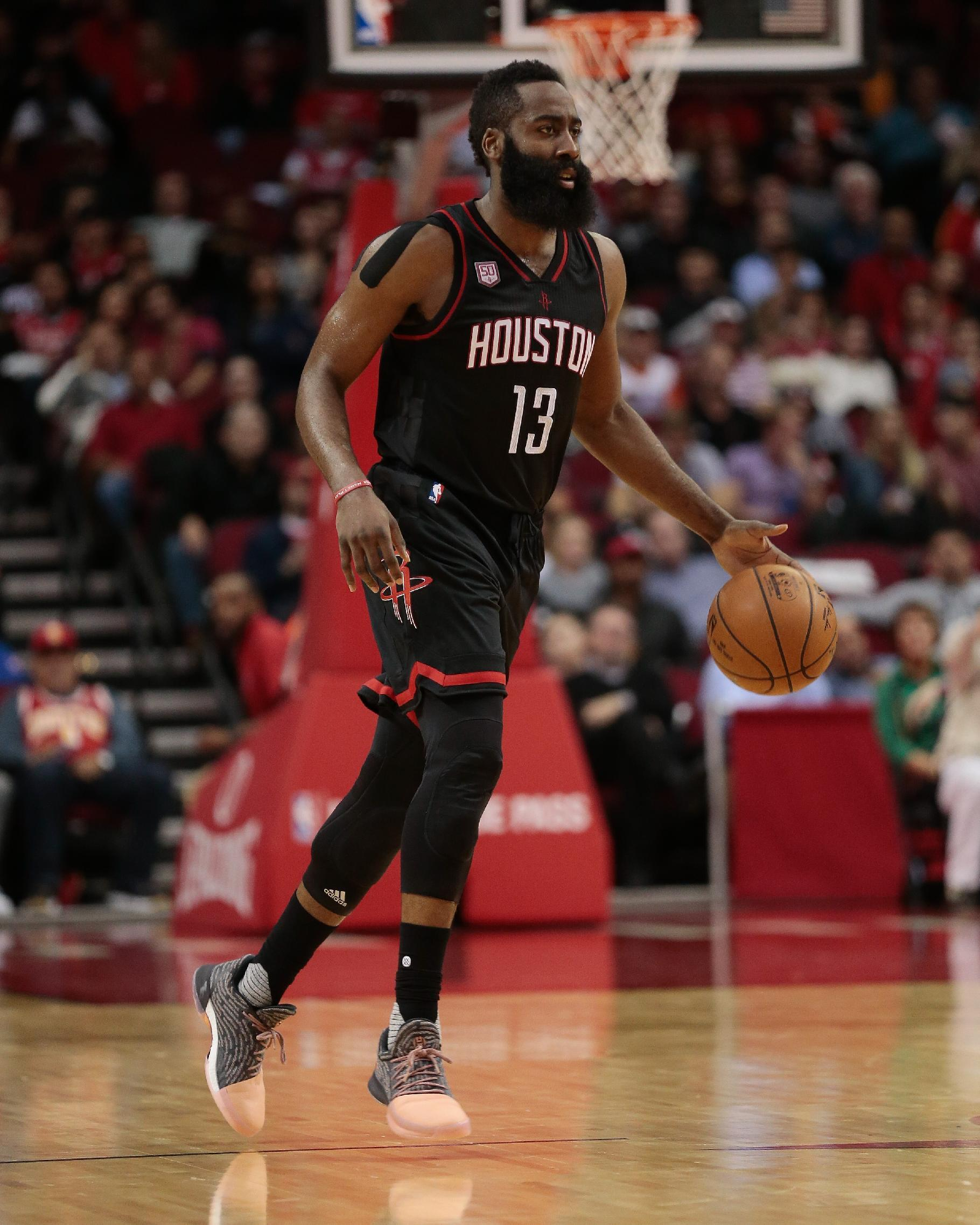 James Harden Total Points: Harden's Triple-double Not Enough For Rockets