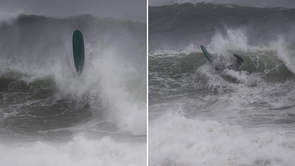 Warning over huge waves and wild winds set to lash Australia's east coast