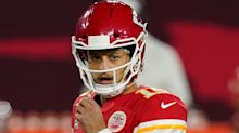 Patrick Mahomes: Kansas City Chiefs quarterback says he is 'ahead of schedule in recovery from toe surgery