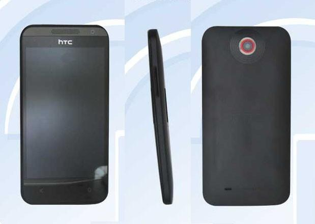 HTC's mid-range market strategy in China continues as 4.3-inch 301e gets certified