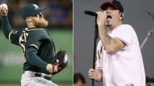Was Sean Doolittle's marriage proposal inspired by Smash Mouth?
