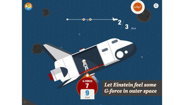 Stephen Hawking's first official app teaches the basics of the universe