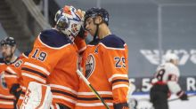 Draisaitl ends drought, Oilers hold off Senators 3-2