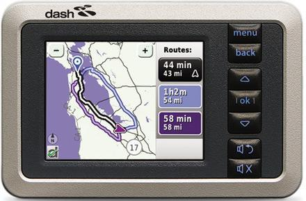 Dash Express connected GPS public beta test at the starting line