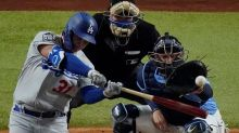 In Joctober, Pederson does it all for Dodgers